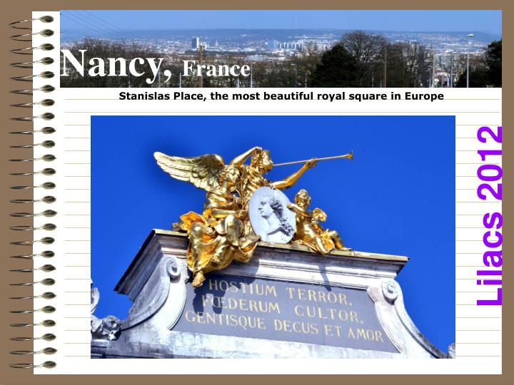 Nancy,