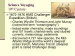 science voyaging 19 th century2