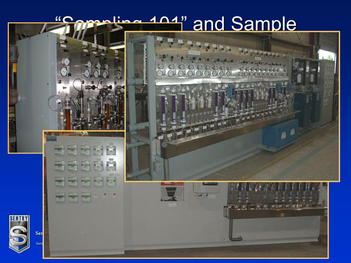 Sampling 101 and sample system components