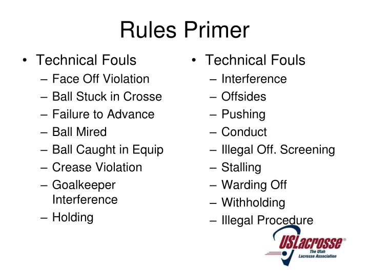Technical Fouls