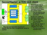 soccermaster a tos gui client