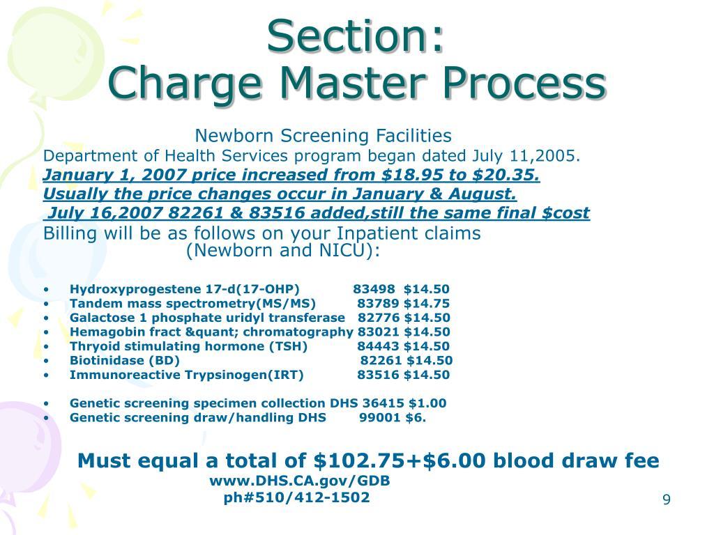 PPT - Hospital Billing 101+UB04 Agenda PowerPoint