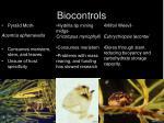 biocontrols