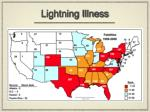 lightning illness