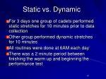 static vs dynamic4