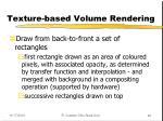 texture based volume rendering2