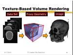 texture based volume rendering3