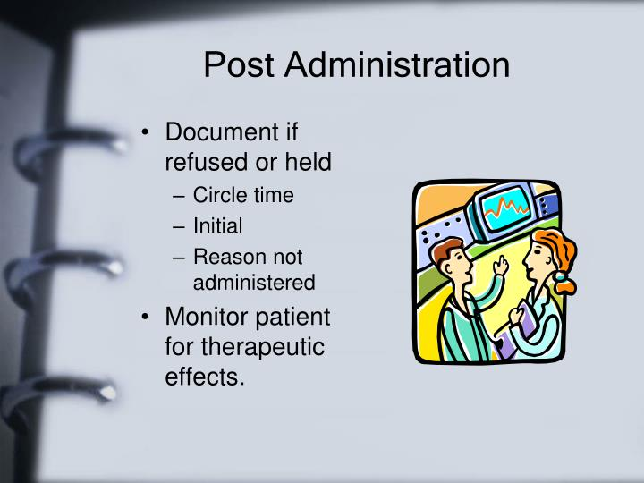 Post Administration