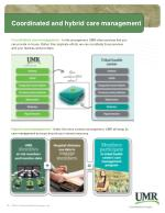 coordinated and hybrid care management
