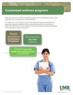 customized wellness programs