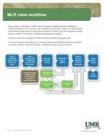 mlr claim workflow