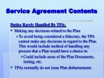 service agreement contents2