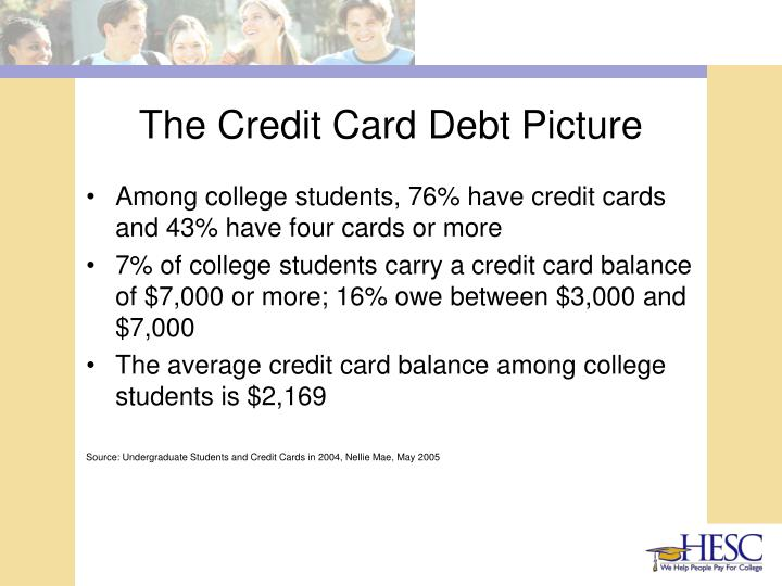 The Credit Card Debt Picture