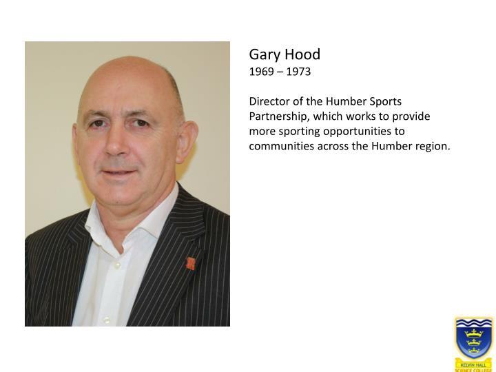 Gary Hood