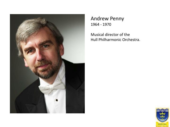 Andrew Penny