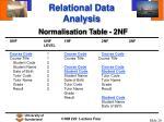 relational data analysis17
