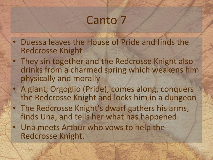 Canto 7