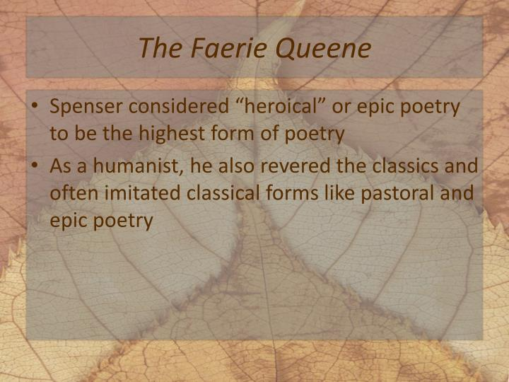 The faerie queene1