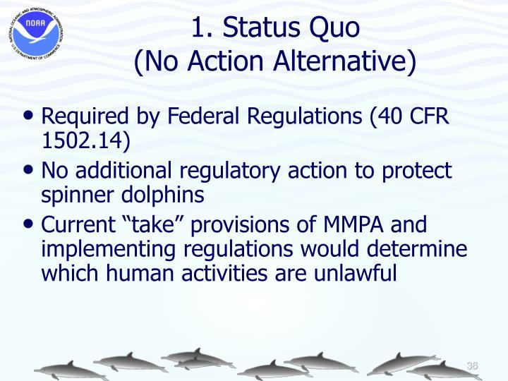 1. Status Quo