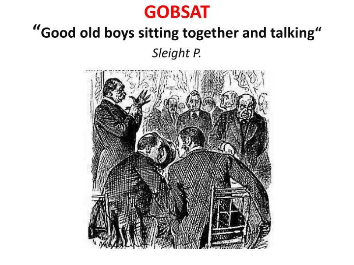 GOBSAT