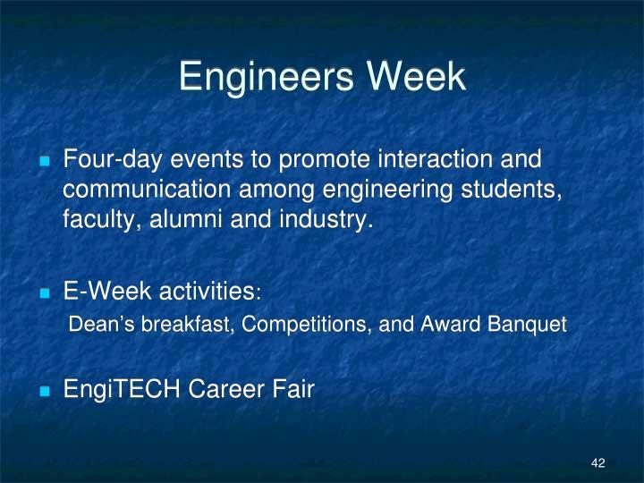 Engineers Week