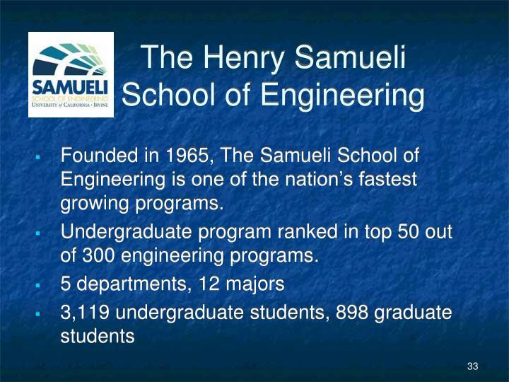 The Henry Samueli