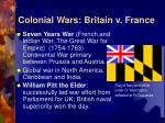 colonial wars britain v france2