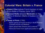 colonial wars britain v france3