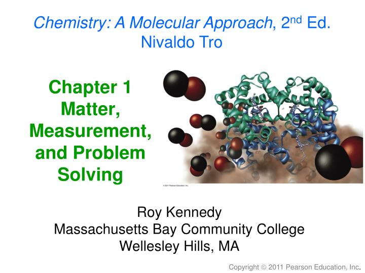 chapter 1 matter measurement and problem solving n.