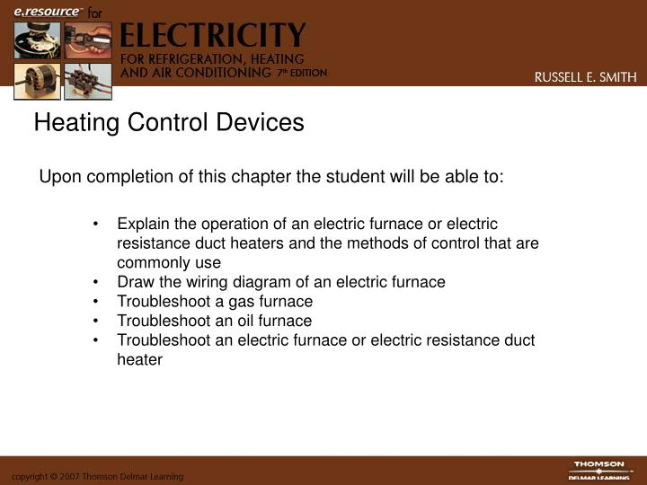 Heating control devices2