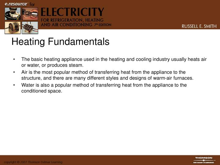 Heating Fundamentals