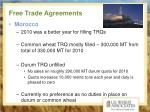 free trade agreements2