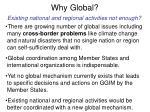 why global