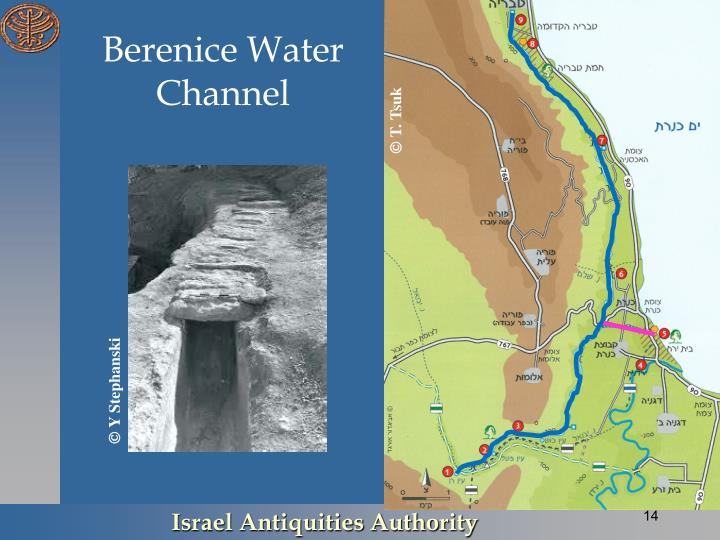 Berenice Water Channel