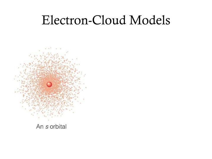 Electron-Cloud Models