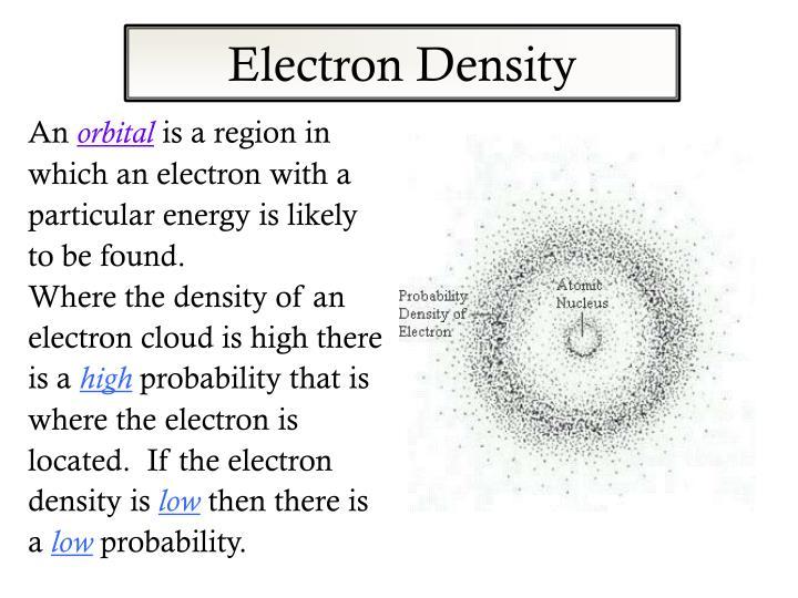 Electron Density
