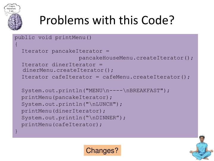 Problems with this Code?