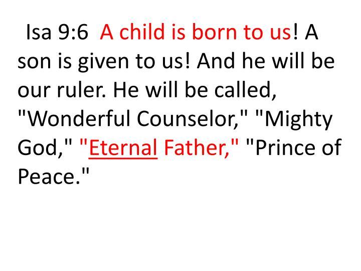 Isa 9:6