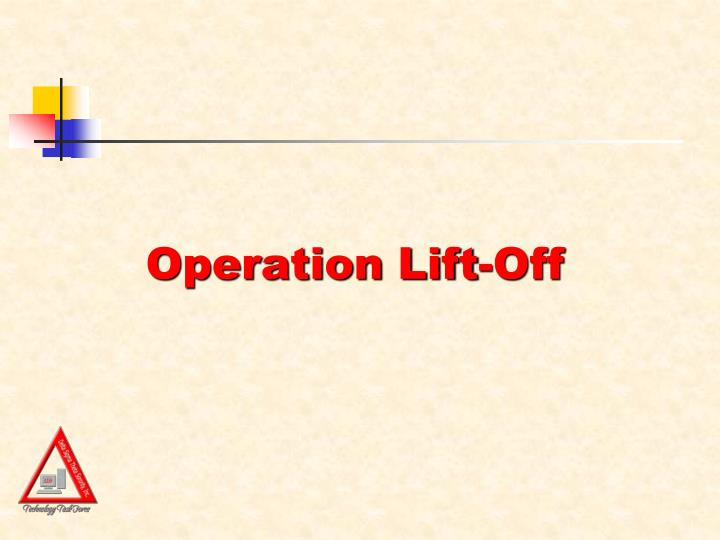 Operation Lift-Off