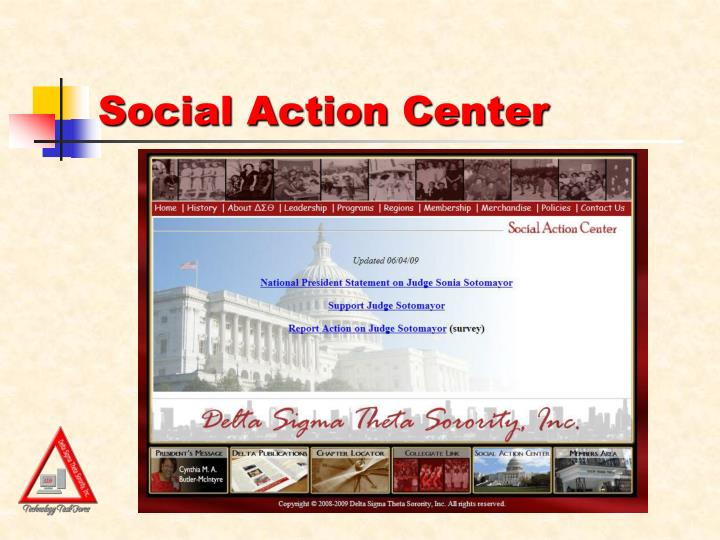 Social Action Center