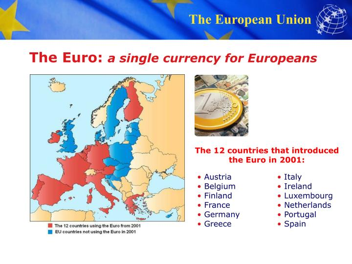The Euro: