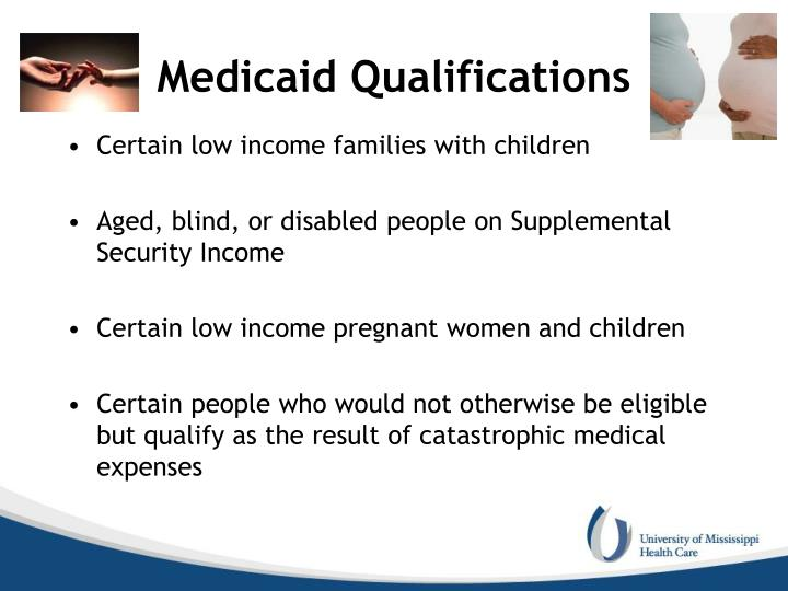 Medicaid Qualifications