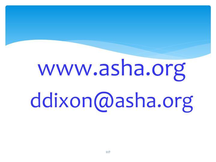 www.asha.org