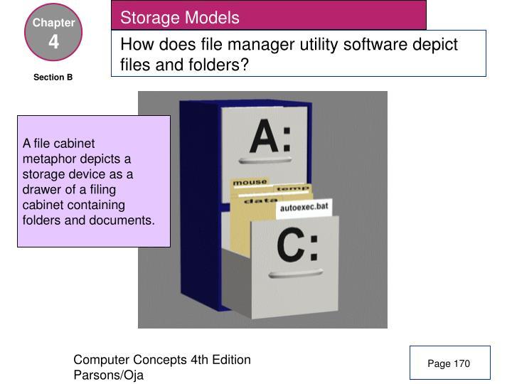 Storage Models