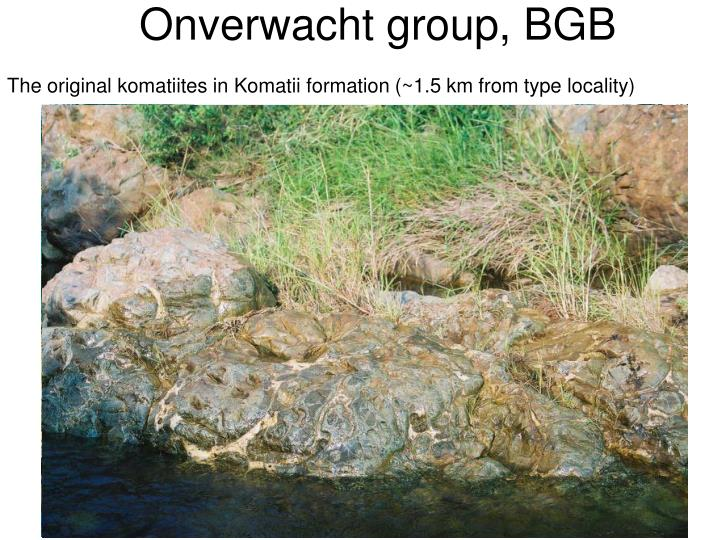 Onverwacht group, BGB