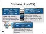 grid to vehicle g2v