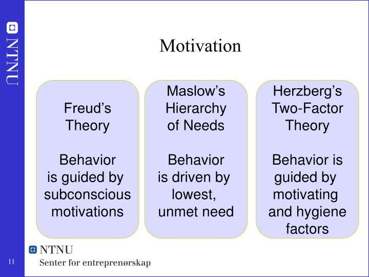 Freud's