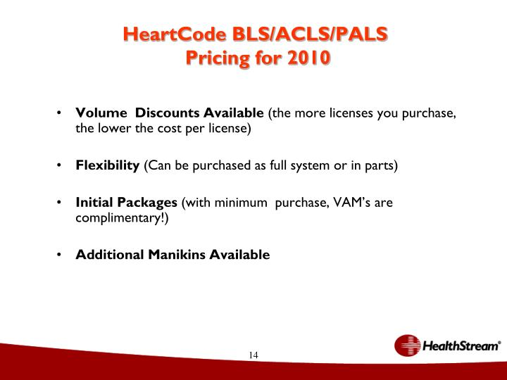 HeartCode BLS/ACLS/PALS