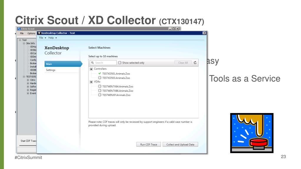 PPT - Complex XenDesktop use cases