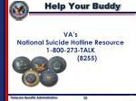 help your buddy